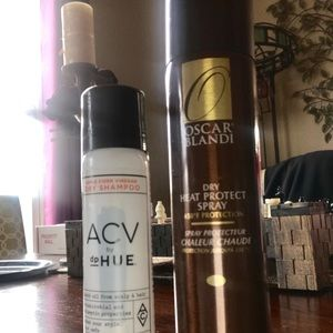 Other - Heat protect spray & dry shampoo set